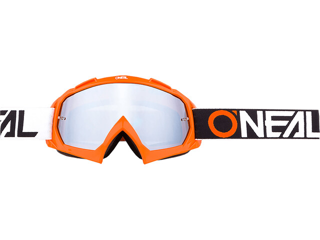 O'Neal B-10 Gafas, twoface orange-mirror silver